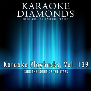 Karaoke Playbacks, Vol. 139