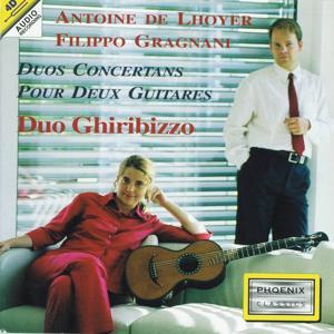 Duo Ghiribizzo : Duos concertans pour deux guitares