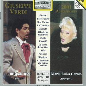 Giuseppe Verdi : 2001 anniversario (100 anni sempre Verdi)