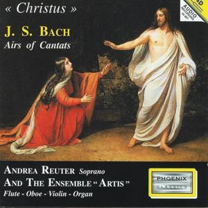 Johann Sebastian Bach : Airs of Cantats, 15 Kantatenarien
