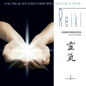 Musiques des disciplines de l'âme : Reiki, Vol. 3 (Harmonisation)