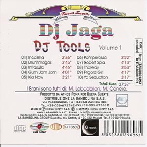 Dj Jaga Dj Tool Vol. 1