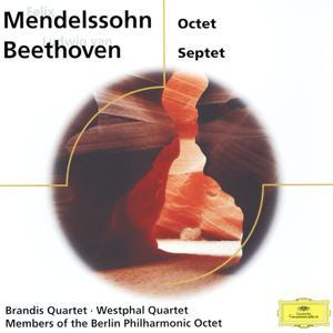 Mendelssohn: Octet; Beethoven: Septet