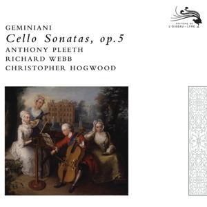 Geminiani: Cello Sonatas