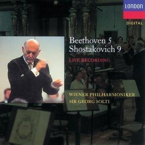 Shostakovich: Symphony No.9/Beethoven: Symphony No.5