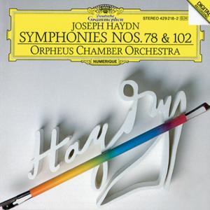 Haydn: Symphonies No.78 & No.102