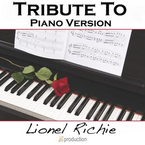 Tribute to Lionel Richie: Piano Collection