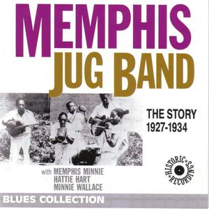 Memphis Jug Band 1927-1934, the Story (Blues Collection Historic Collection)