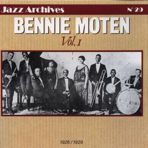 Bennie Moten, Vol. 1: 1926 -1929 (Jazz Archives No. 29)