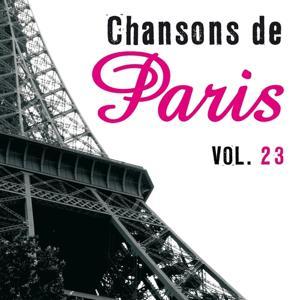 Chansons de Paris, vol. 23