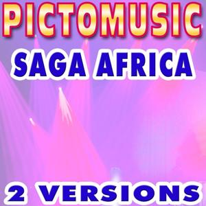 Saga Africa (Version karaoké dans le style de Yannick Noah)