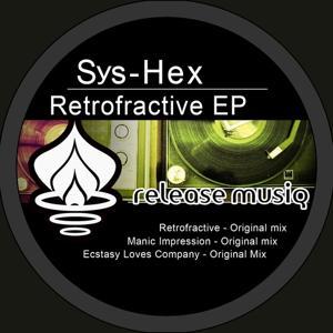 Retrofractive - EP