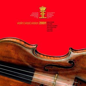 Queen Elisabeth Competiton : Violin 2001