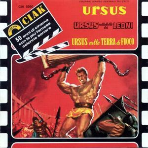 Ursus / Ursus nella Valle dei leoni / Ursus nella Terra di fuoco / Gli Invincibili tre