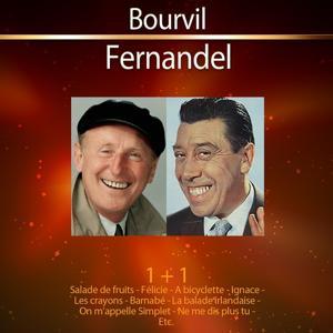 1+1 Bourvil - Fernandel