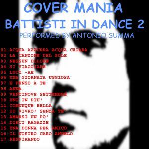 Cover Mania: Battisti in Dance, Vol. 2