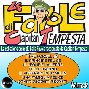 Le favole di Capitan Tempesta, vol. 5