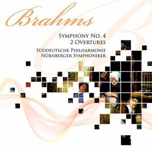 Brahms: Symphony No. 4, Tragic Overture & Academic Festival Overture