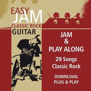 Classic Rock Guitar (Jam & Play Along)