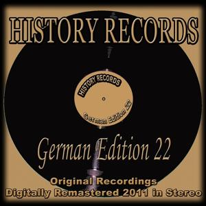 History Records - German Edition 22 (Original Recordings Digitally Remastered 2011 In Stereo)