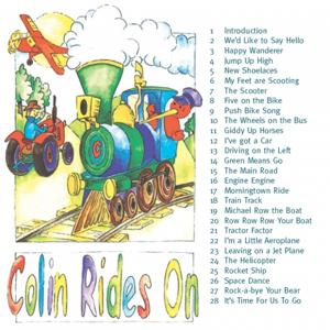 Colin Rides On