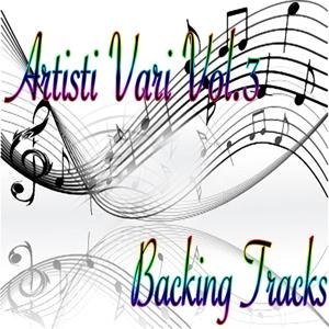 Artisti Vari Backing Tracks, Vol. 3