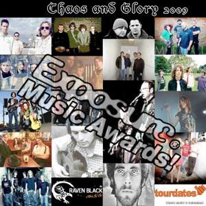 Chaos & Glory Exposure Music Awards 2009