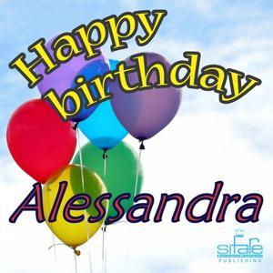 Happy Birthday (Alessandra)