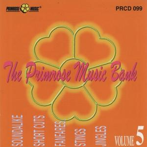 The Primrose Music Bank, Vol. 5 (Ringtones)