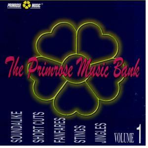 The Primrose Music Bank, Vol. 1 (Ringtones)