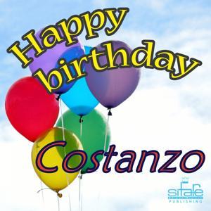 Happy Birthday Costanzo (Auguri Costanzo)