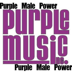Purple Male Power
