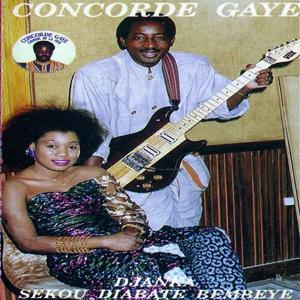 Concorde Gaye