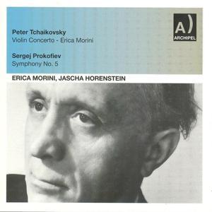 Tchaikovsky: Violin Concerto - Prokofiev: Symphony No. 5