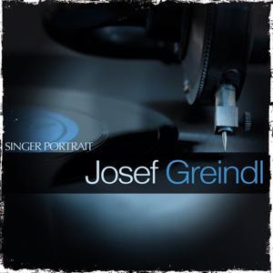 Singer Portrait - Josef Greindl