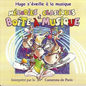 Mélodies classiques et boîte à musique