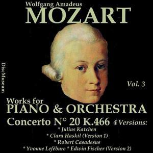 Mozart, Vol. 3 : Concertos K466