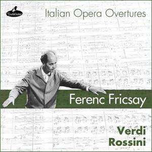 Verdi & Rossini : Overtures