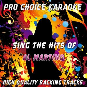 Sing the Hits of Al Martino (Karaoke Version) (Originally Performed By Al Martino)
