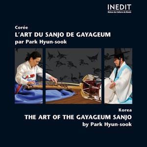 Corée, l'art du Sanjo de Gayageum