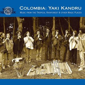 Colombia - Music From The Tropical Rainforest And Other Magic Places