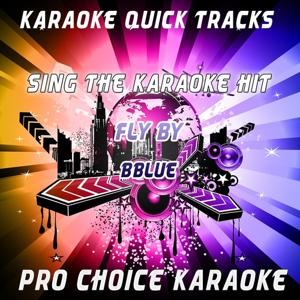Karaoke Quick Tracks : Fly By (Karaoke Version) (Originally Performed By Bblue)