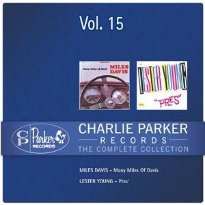 Charlie Parker Records, Vol. 15