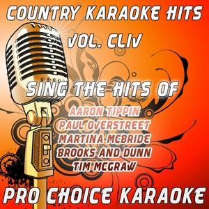 Country Karaoke Hits, Vol. 154 (The Greatest Country Karaoke Hits)