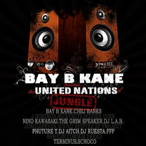 Bay B Kane Presents: The United Nations of Jungle