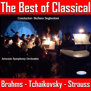 """Brahms, Tchaikovsky & Strauss II: Serenade for Small Orchestra No. 2 Op. 16, Suite Op. 71 'The Nutcracker"""" (Brahms, Tchaikovsky and Strauss)"""