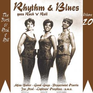Rhythm & Blues Goes Rock & Roll, Vol. 20