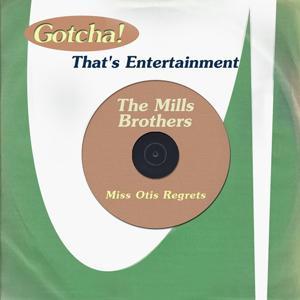 Miss Otis Regrets (That's Entertainment)