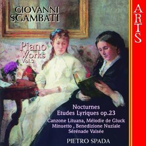 Sgambati: Complete Piano Works, Vol. 2