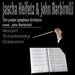 Mozart, Tchaikovsky, Glazunov: Concertos